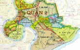 Thông tin các Quận/ Huyện ở Sài Gòn mới nhất