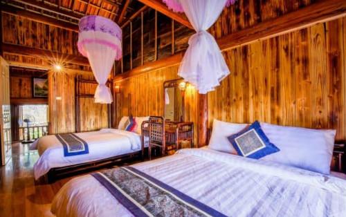 Điểm danh các khách sạn 2 sao lý tưởng nhất ở Sapa