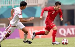 Link xem trực tiếp trận Việt Nam vs UAE & kênh phát sóng