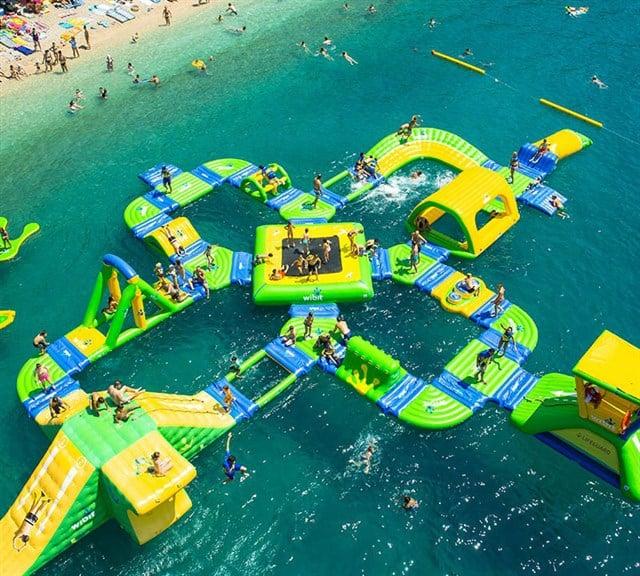 Công viên sealife điểm vui chơi tại nha trang