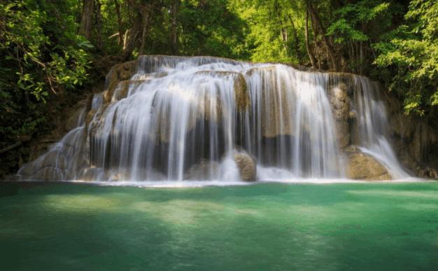 Chiêm ngưỡng thác nước tuyệt đẹp tại Phú Quốc