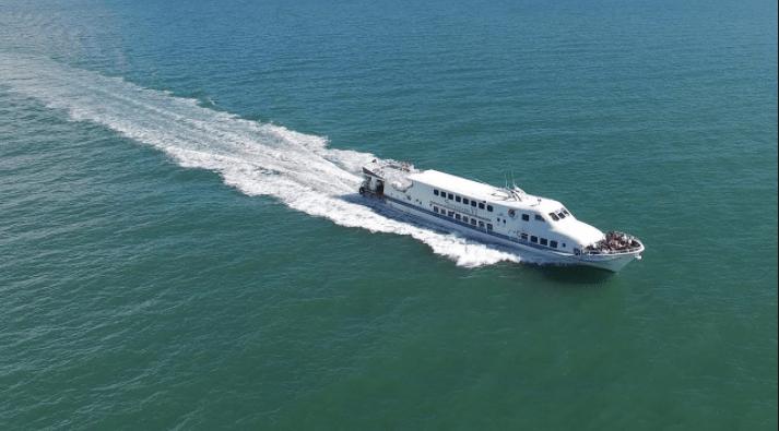 Du lịch Phú Quốc bằng tàu cao tốc