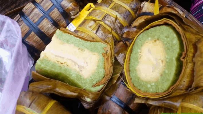 Đặc sản bánh tét Phú Quốc