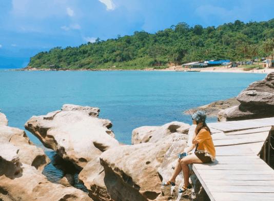 Sống ảo tại mũi Gành Dầu Phú Quốc