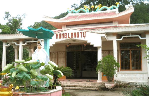 Tham quan chùa Hùng Long Tự - Phú Quốc