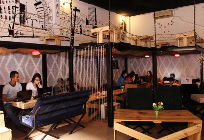 """Xúc Xắc Xoay Café """"Chỉ điểm"""" những quán café đẹp ở TP.HCM dành cho giới trẻ"""