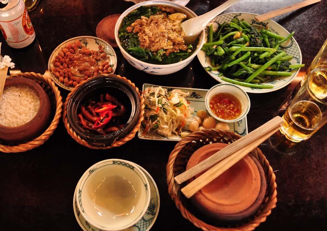 Image result for món ăn đà lạt
