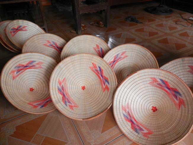 Nón làng Chuông