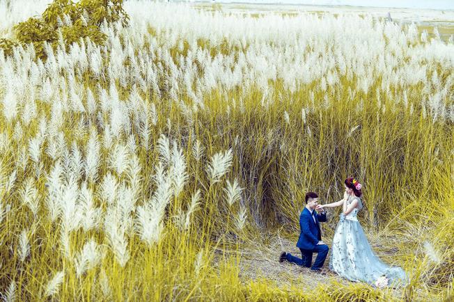 Bãi đá sông Hồng Những thiên đường chụp ảnh mùa thu ở Hà Nội