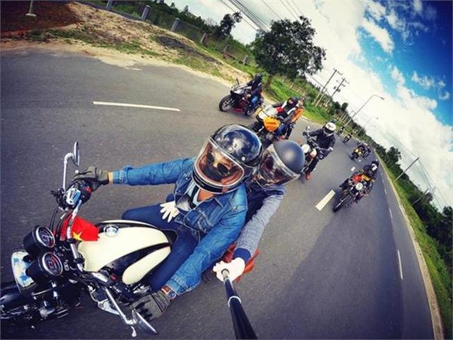 Rủ nhau quẩy tung Đà Thành khi đi phượt Đà Nẵng bằng xe máy