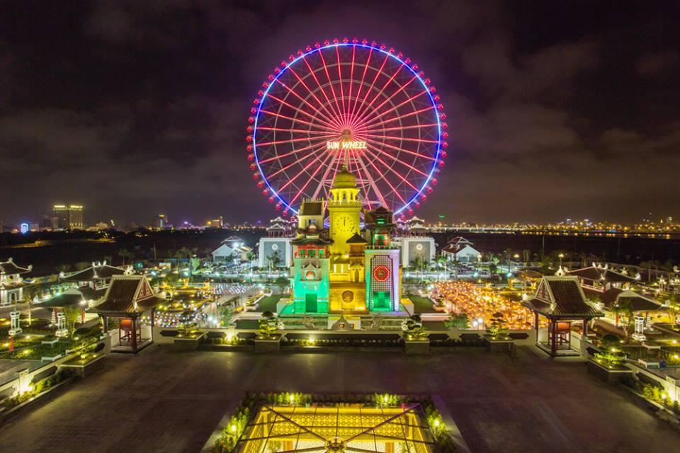 Địa điểm vui chơi hấp dẫn: công viên Châu Á Đà Nẵng