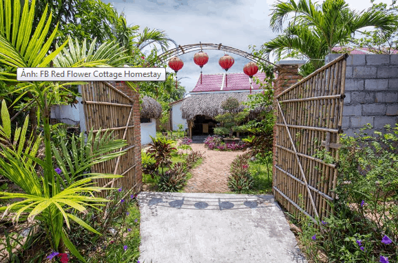 Red Flower Cottages Homestay