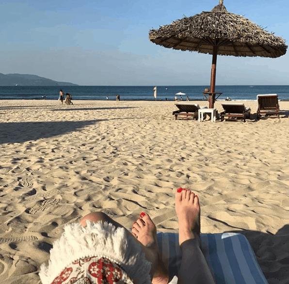 Cảnh đẹp Đà Nẵng: bãi biển Mỹ Khê 01