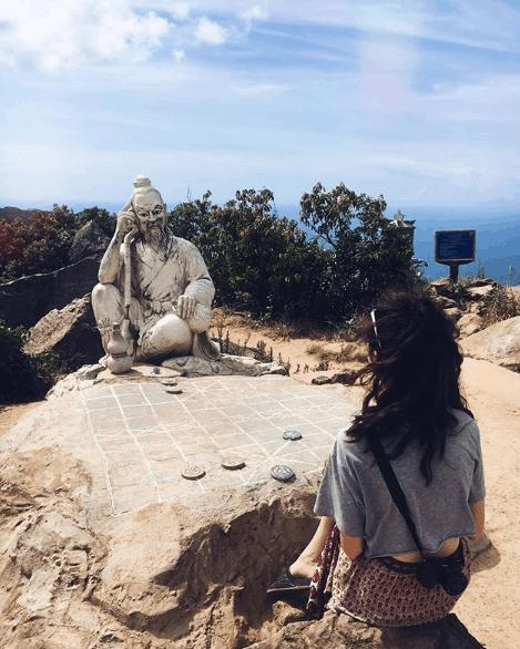 Cảnh đẹp Đà Nẵng: đỉnh Bàn Cờ 01