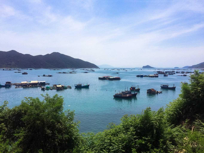 Vịnh Vũng Rô, phượt Phú Yên
