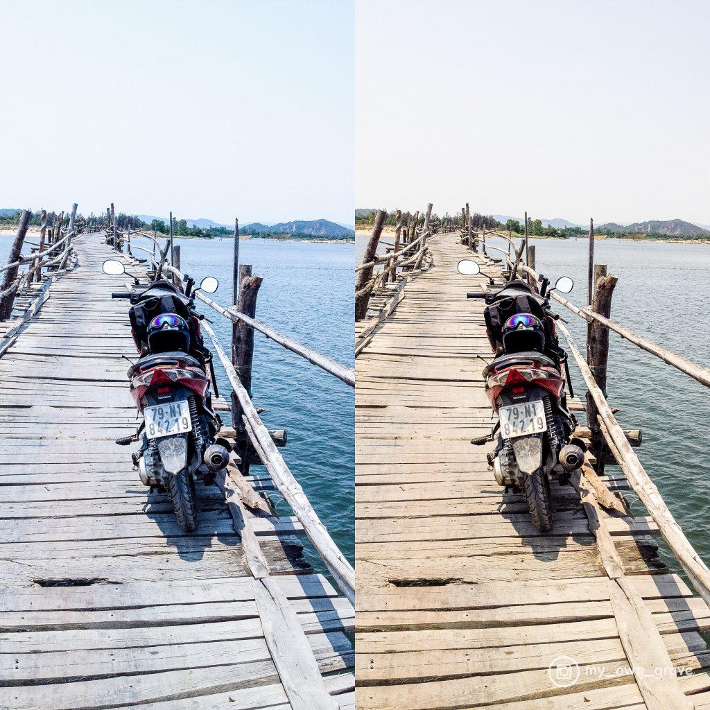 Cầu gỗ Ông Cọp, phượt Phú Yên