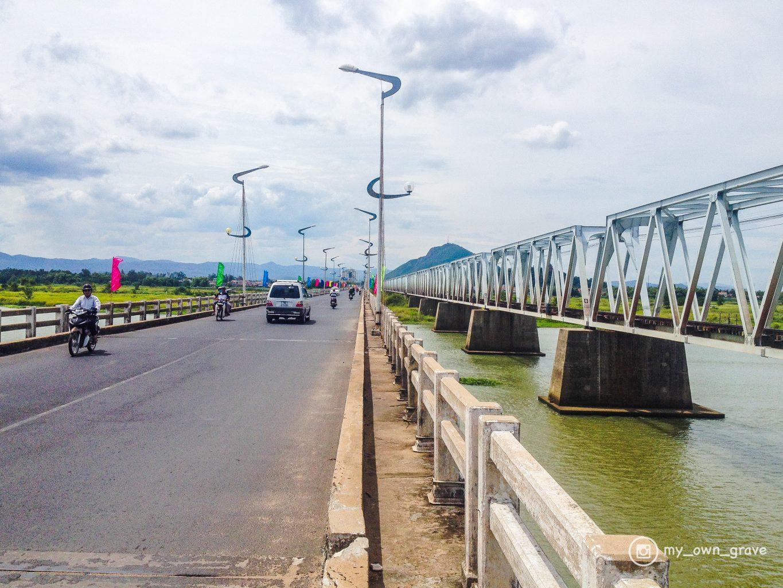 cầu Đà Rằng, phượt Phú Yên