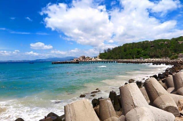 đảo Cù Lao Xanh tại Quy Nhơn