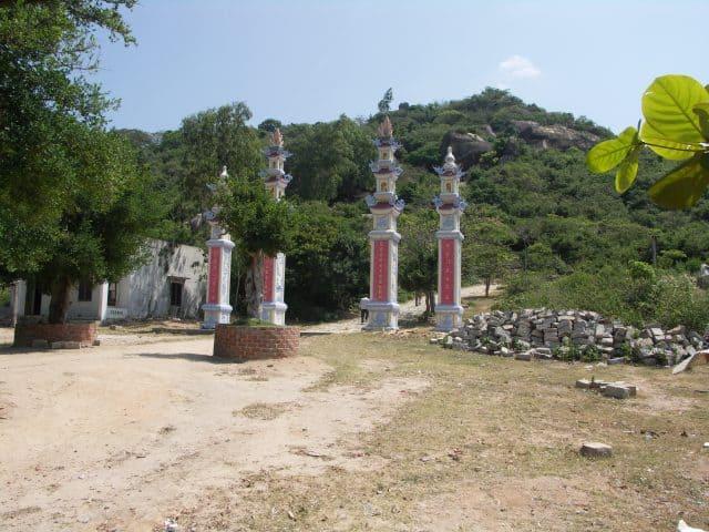 chùa Linh Phong Quy Nhơn