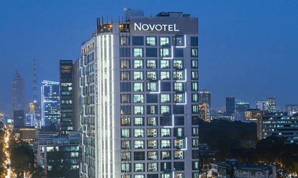 Hình ảnh khách sạn Novotel SaiGon Center