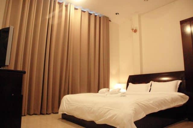 Không gian phòng nghỉ hiện đại tại khách sạn Sài Gòn Mini (Ảnh sưu tầm)