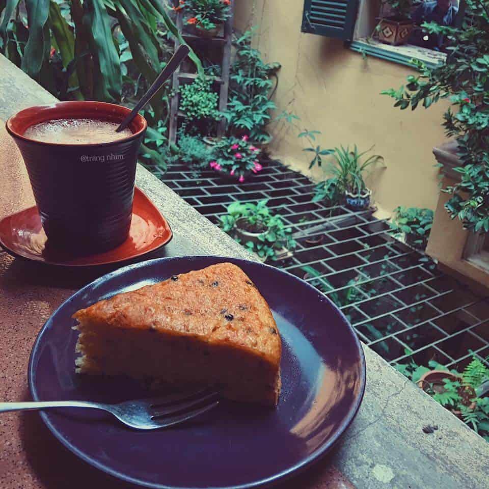 Nola Cafe là địa chỉ thích hợp dành cho những ai thích sự yên tĩnh