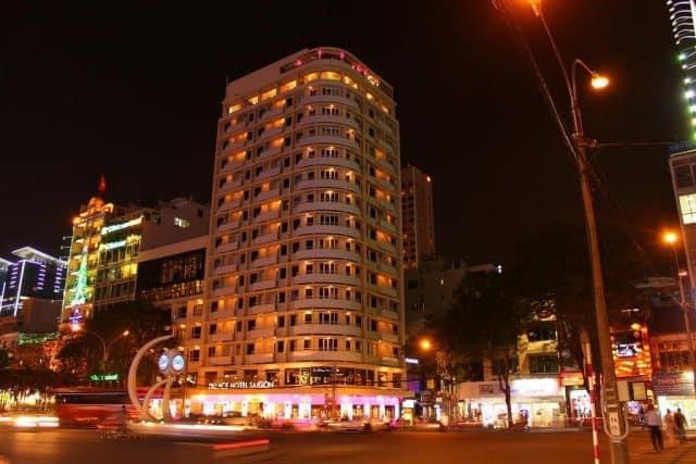 Hình ảnh khách sạn Palace Sài Gòn (Ảnh sưu tầm)