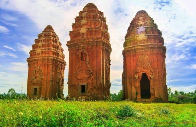 địa điểm nên đến tại Quy Nhơn