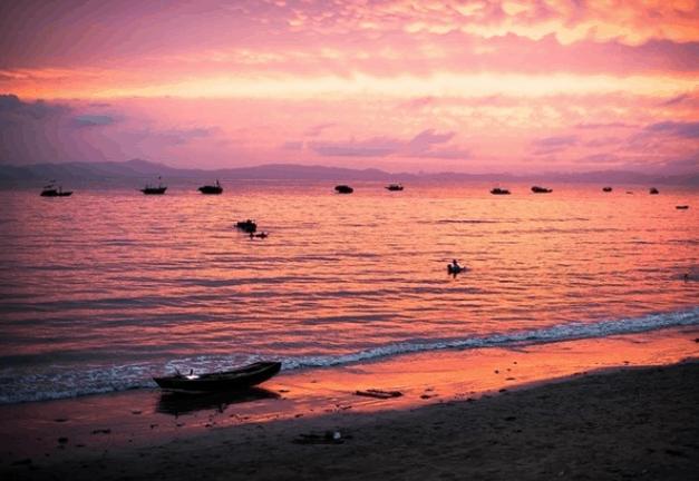 Khung cảnh đẹp nhất tại đảo Nam Du