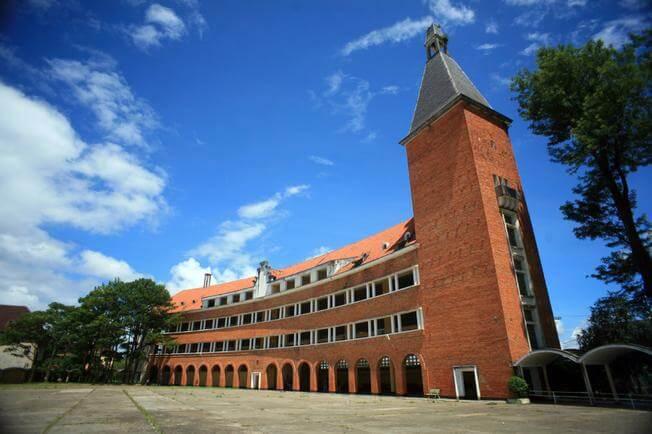 Trường cao đẳng sư phạm Đà Lạt - địa điểm du lịch Đà Lạt