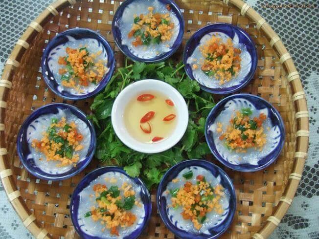 Bánh bèo chén - Món ngon Đà Lạt