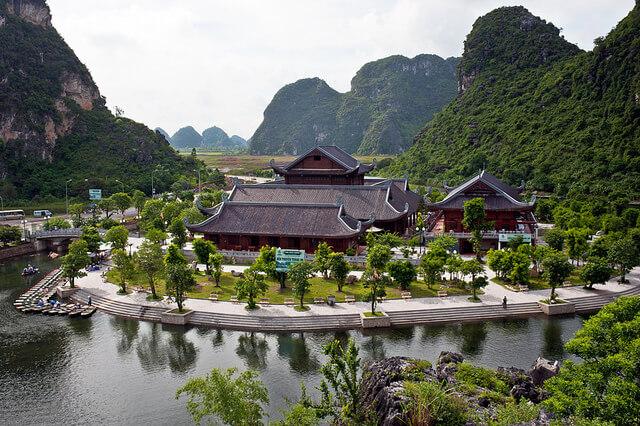 địa điểm du lịch miền bắc - Ninh Bình