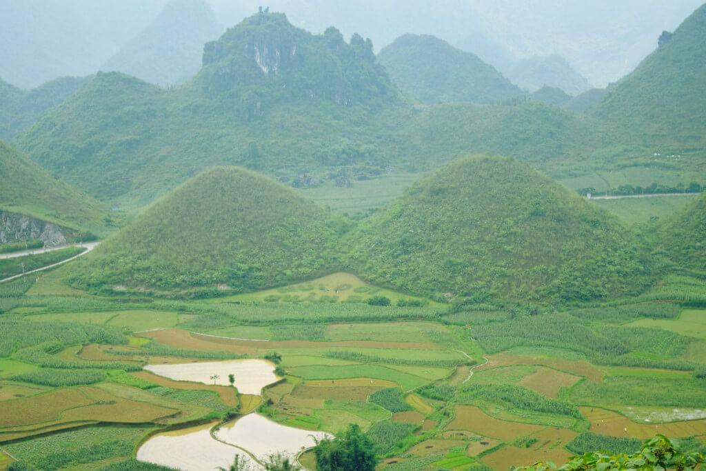 địa điểm du lịch miền bắc - Đồng Văn