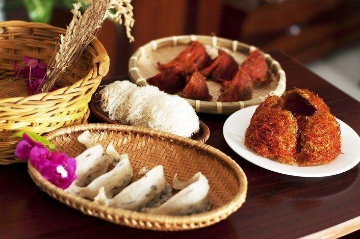 Các loại yến sào Nha Trang (nguồn sưu tầm)