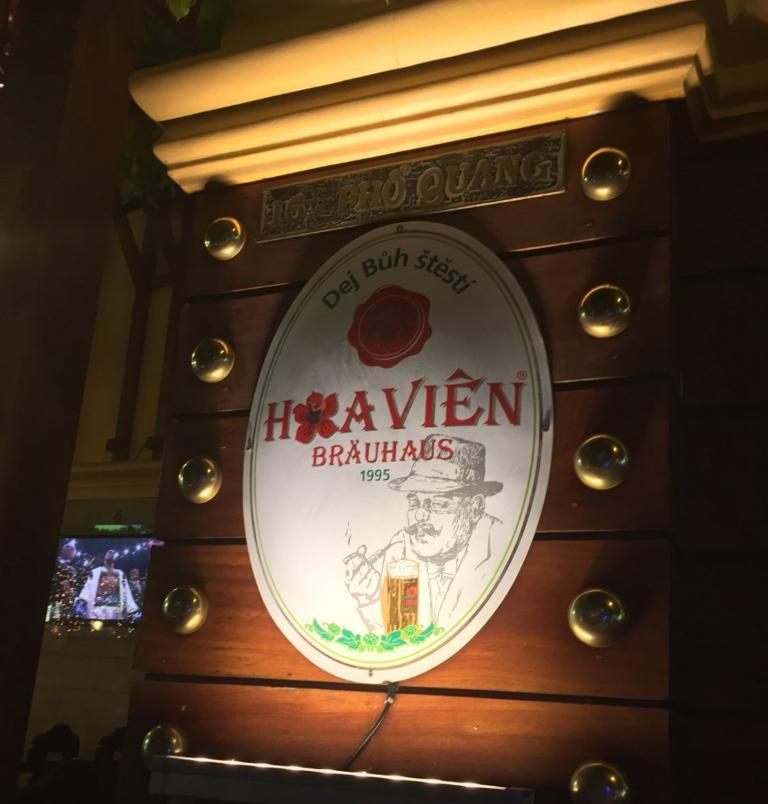 Nhà hàng Hoa Viên Brauhaus