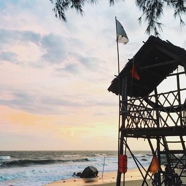 Một trong những địa điểm đẹp - Đèo nước ngọt (Nguồn sưu tầm)