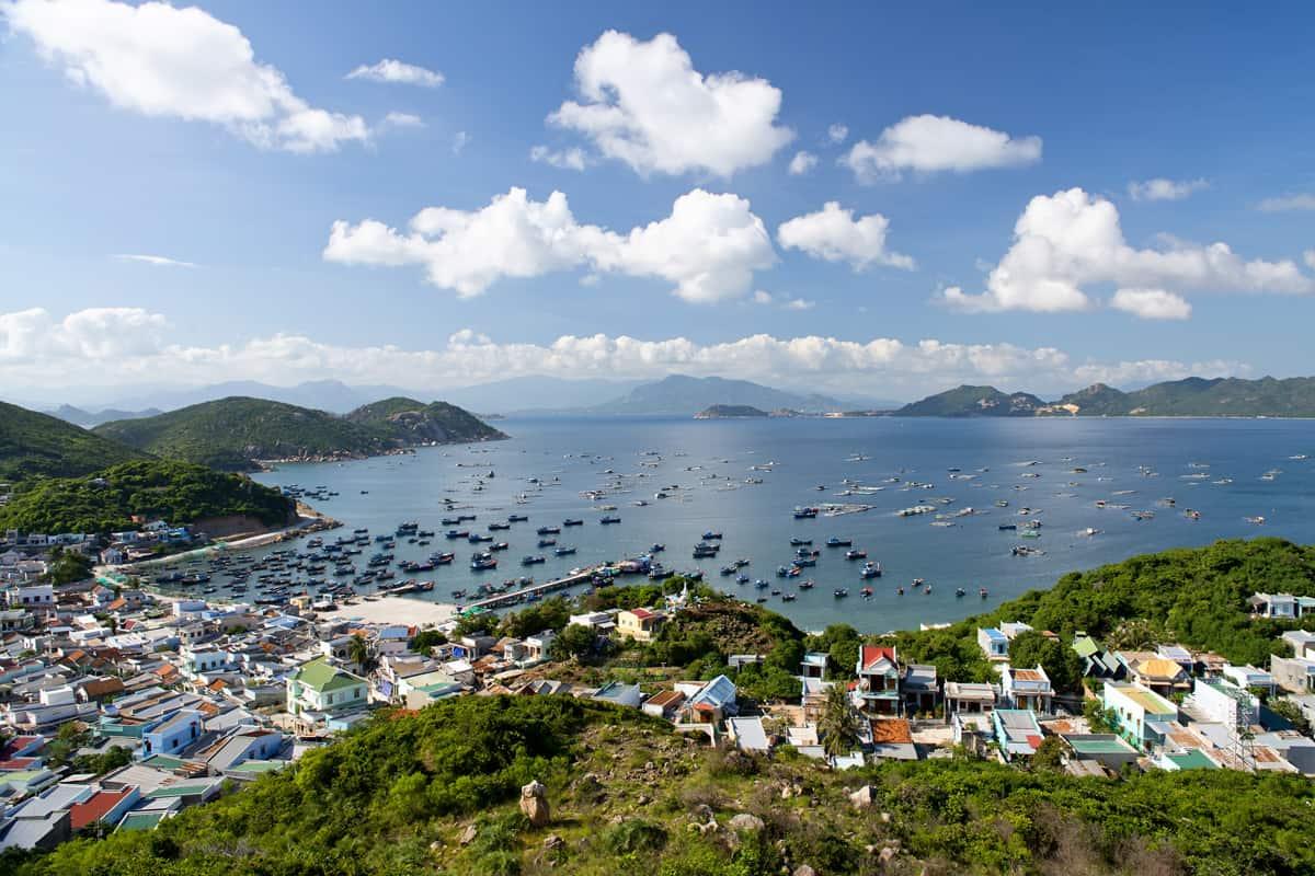 Đảo Bình Ba Nha Trang (Ảnh: ST)