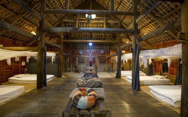 Khu nghỉ dưỡng mới lạ tại Eco Palms House