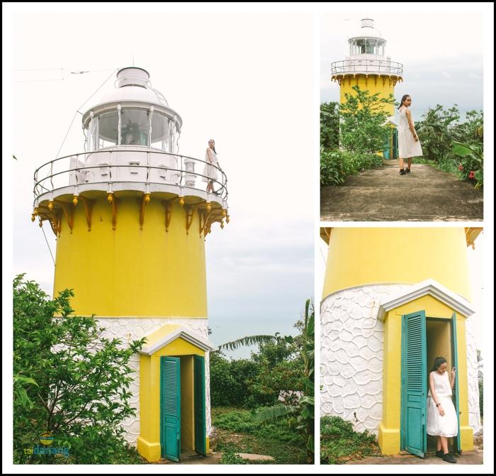 Địa điểm du lịch đẹp ở Đà Nẵng - Ngọn Hải Đăng Tiên Sa 01
