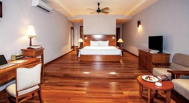 khách có thể yên tâm thư giãn,tận hưởng thoải mái những dịch vụ tiện ích
