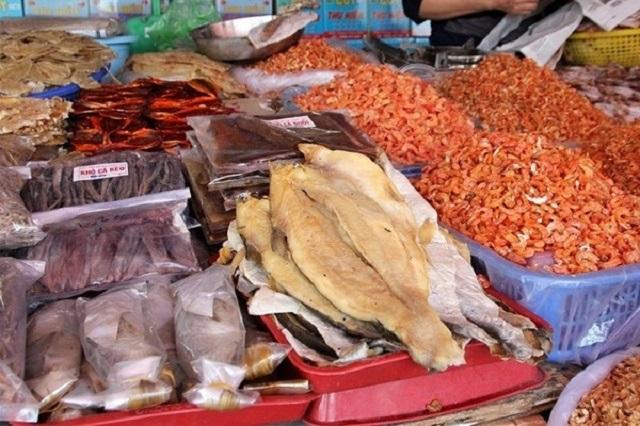 Đến phú quốc có gì ? Không thể thiếu hải sản khô làm quà