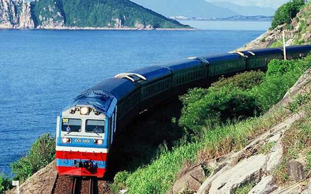 Tàu hỏa: Phương tiện di chuyển đến Hà Tĩnh