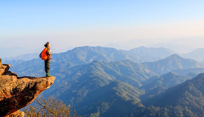 Chinh phục đỉnh Pha Luông huyền thoại
