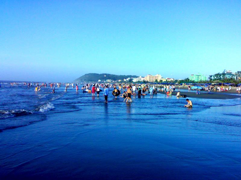 Du lịch tại Bãi biển Sầm Sơn