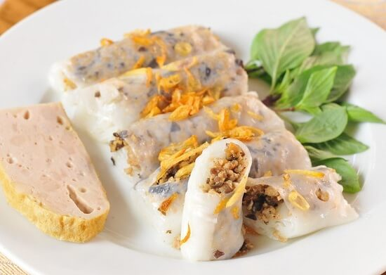 Bánh cuốn món ăn ngon ở Hà Nội