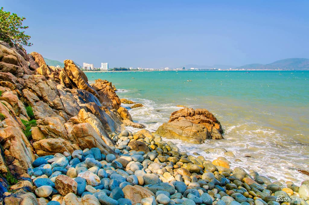Bãi biển hoàng Hậu