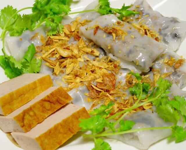 Món ngon Hà Nội: bánh cuốn Thanh Trì