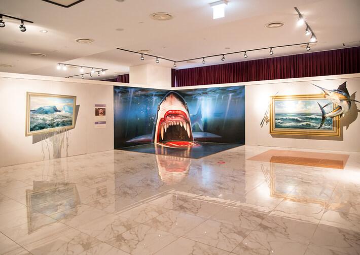 bảo tàng sống ở Keangnam Hà Nội