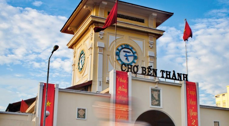 Sài gòn đi đâu chơi cuối tuần không thể thiếu Biểu tượng của Sài Gòn