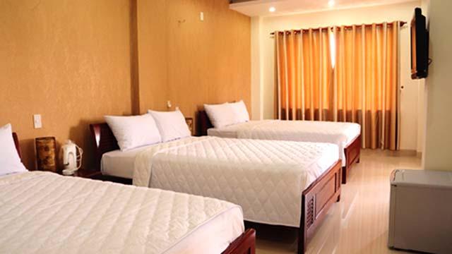 Cánh buồm Hotel: khách sạn ở Sơn Trà 01